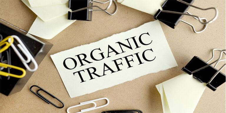ترافیک ارگانیک وبسایت