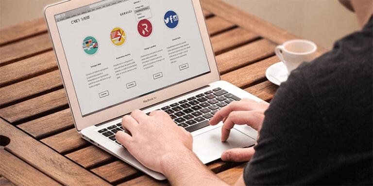 مدیریت وبسایت