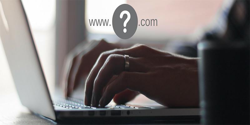تغییر دامنه وب سایت